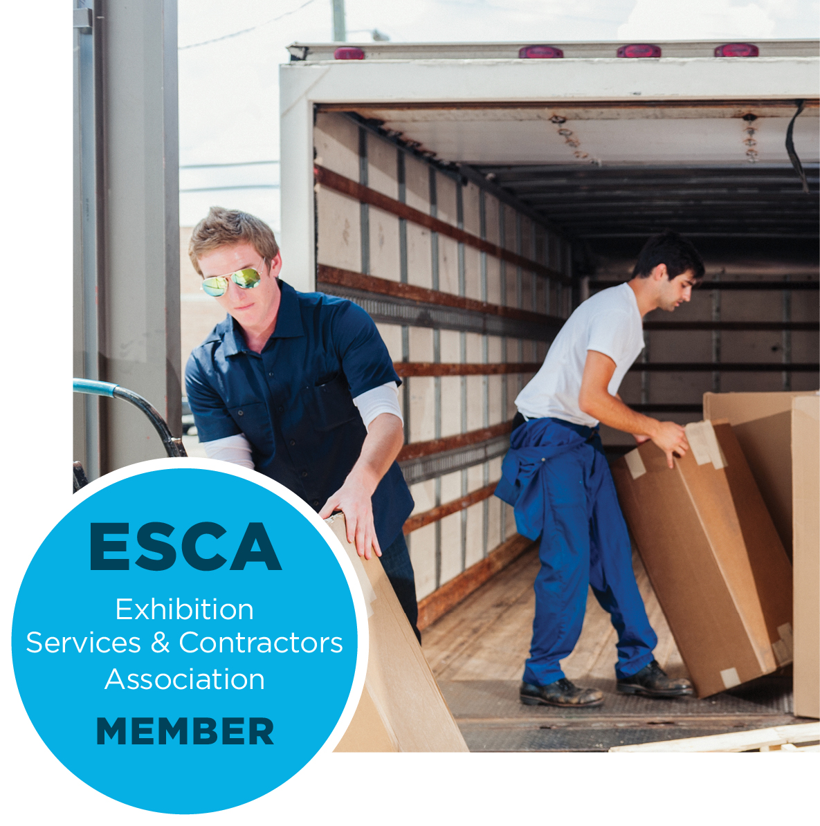ESCA: Exhibition Services & Contractors Association Member